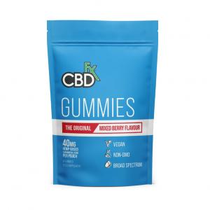 CBDfx Gummy Bear Originals Pouch