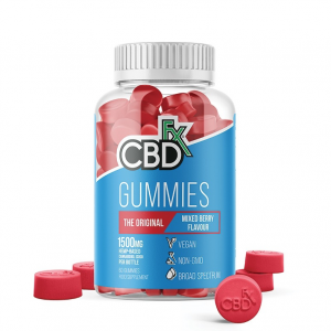cbdfx gummies 1500mg