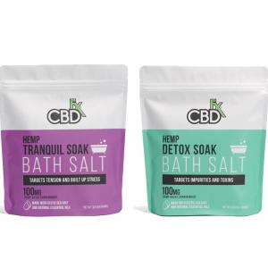 cbdfx bath salts